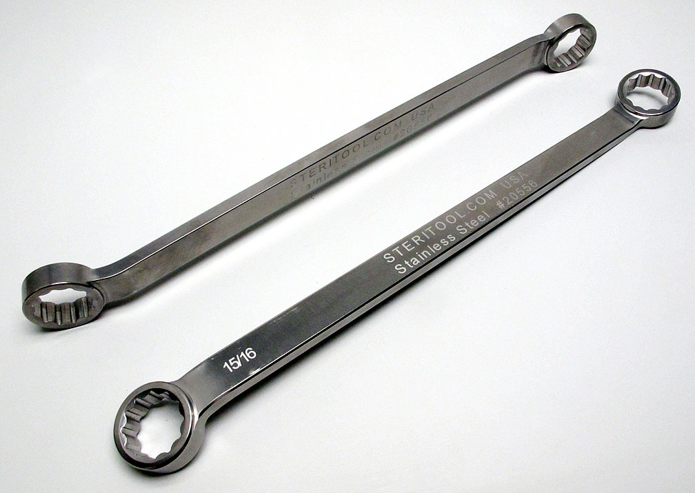 types of adjustable wrenches