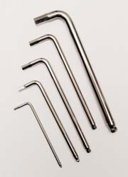 stainless steel ball end hex keys