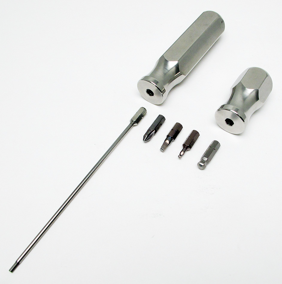 Stainless Steel Hex And Ball Bits For Sterile Critical Production Environments Aseptic Processing End Regular