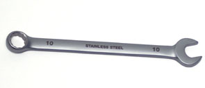 stainless steel combination wrench